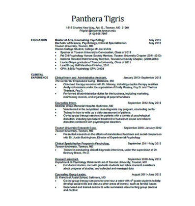 Best Data Scientist Resume Sample To Get A Job How To