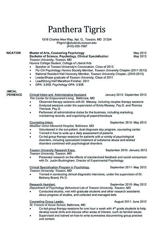 Best Data Scientist Resume Sample To Get A Job  How To Write A