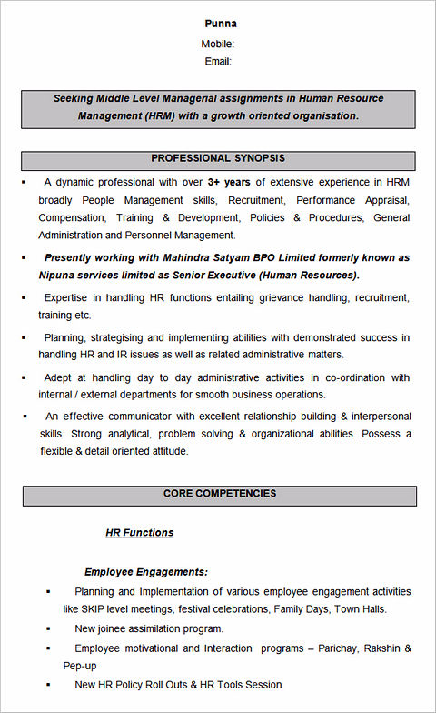 Ultimate guide to writing your human resources resume read what should a cover letter include evaluate yours with this guideline thecheapjerseys Choice Image