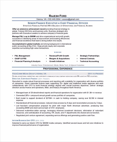 professional format or design can be selected to make the resume eye catching but still as the standard requirement - Sample Accounts Payable Resume