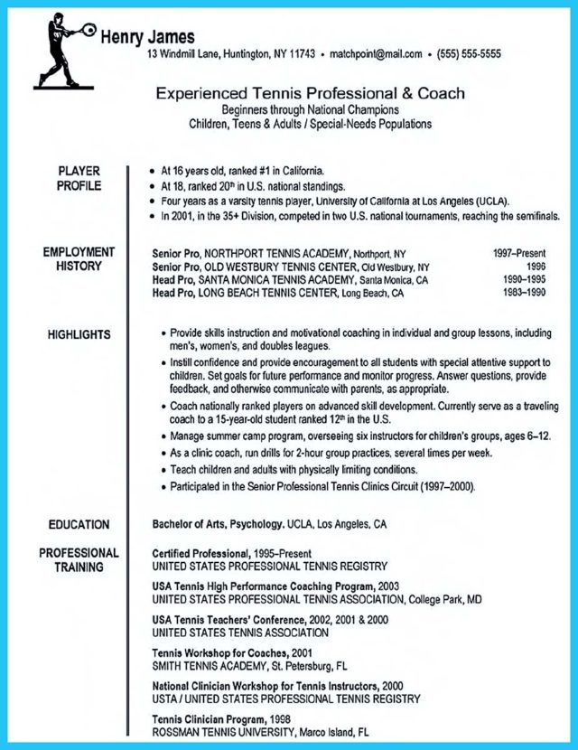Tennis-Professional-and-Coach-Resume