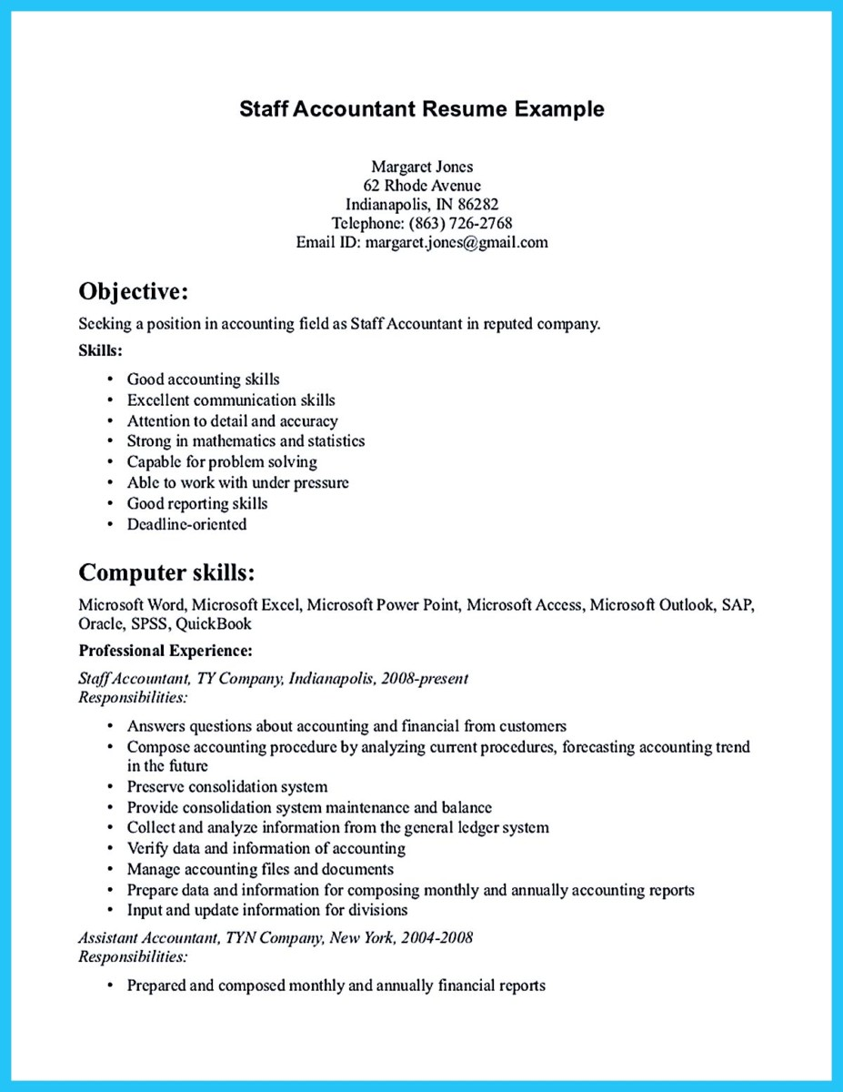 Resume Financial Accountant Resume Example resume format for accounts good accounting sample 3 controller chief writing an how to wr