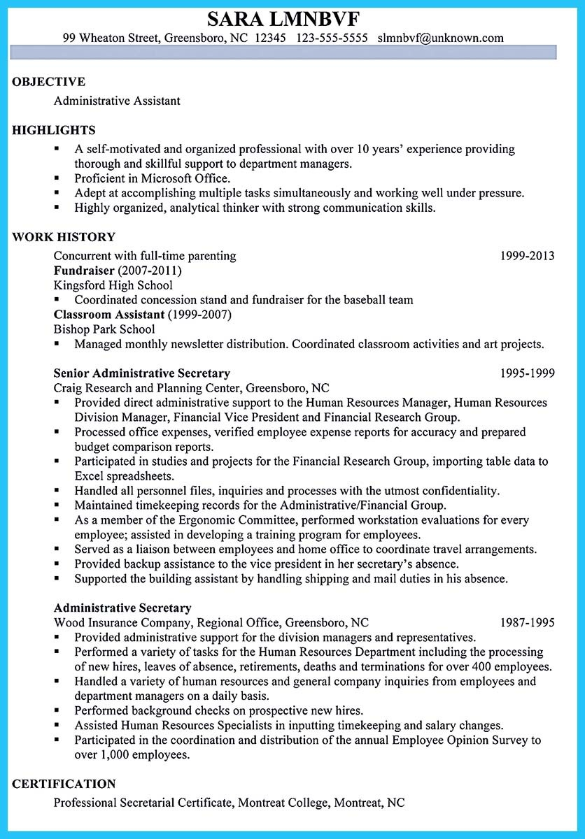 examples administrative resumes resume template cover letter for examples administrative resumes get resume made the job how make good com pages resume sample administrative