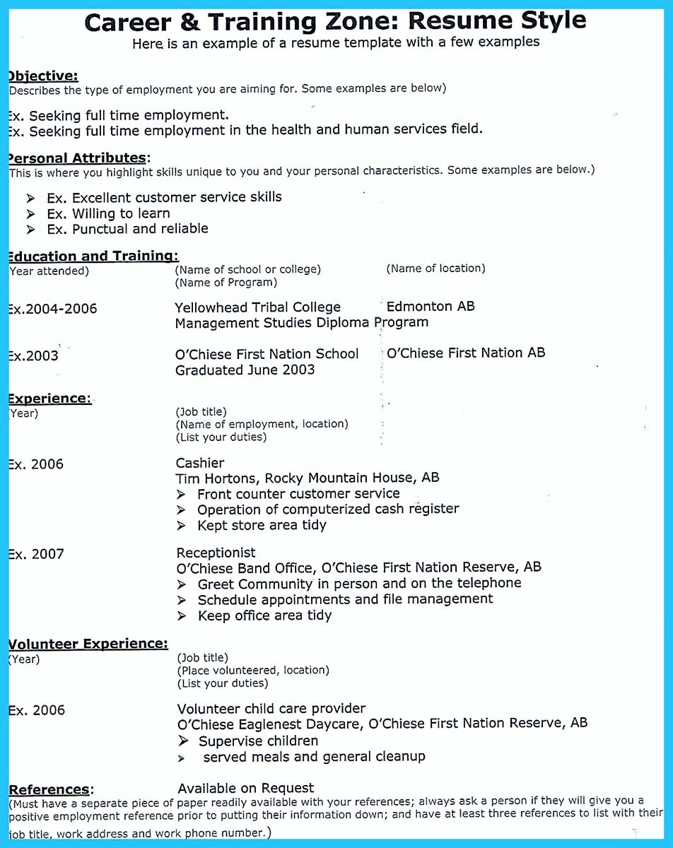Resume Sample Computer Skills Create professional resumes online