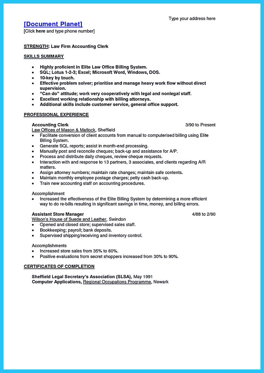 want to make resume