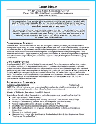 Impressing the Recruiters with Flawless Call Center Resume  %Image Name