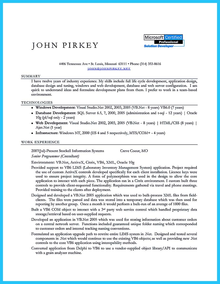 Learning to Write from a Concise Bank Teller Resume Sample – Concise Resume Template
