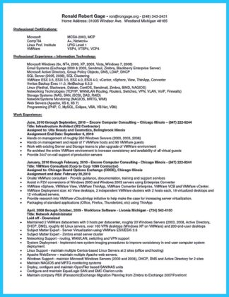 Special Guides for Those Really Desire Best Business School Resume  %Image Name
