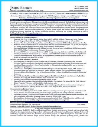 Make the Most Magnificent Business Manager Resume for Brighter Future  %Image NameMake the Most Magnificent Business Manager Resume for Brighter Future  %Image Name