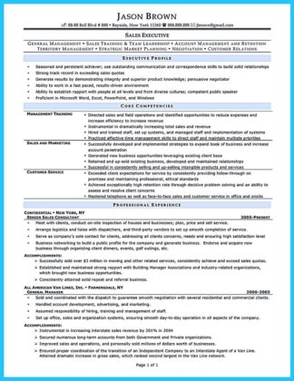 areas of expertise on resume