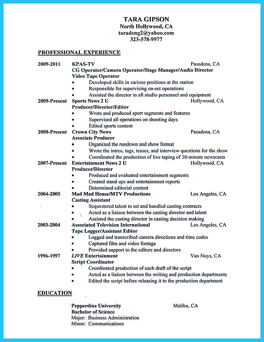 assembly line job description for resume