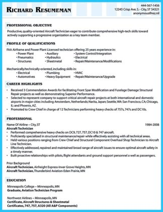 assembly line worker resume