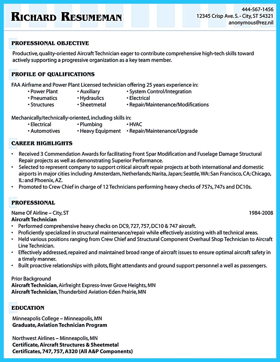 professional assembly line worker resume to make you stand out