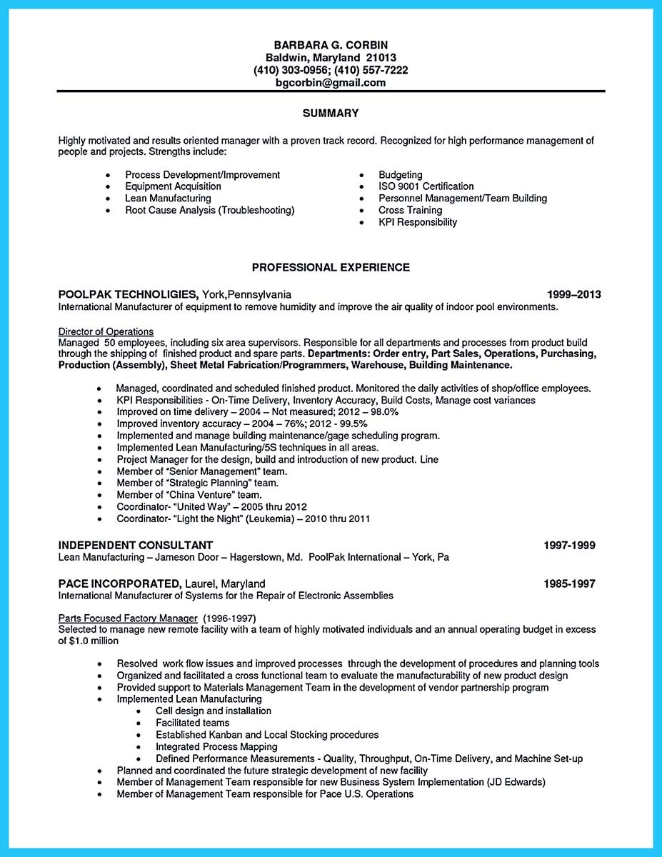 Resume Examples for Every Profession