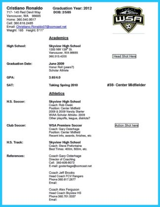 assistant basketball coach resume sample and aau basketball coach resume