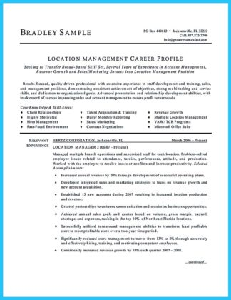 assistant property manager resume samples and example of assistant property manager resume