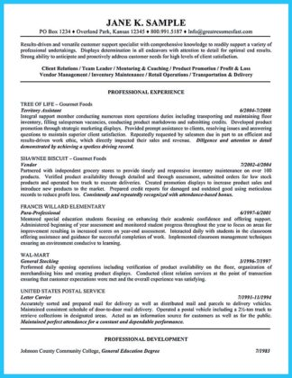 assistant store manager resume objective and store manager resume job description