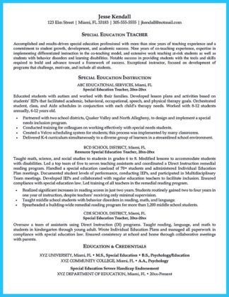 Grabbing Your Chance with an Excellent Assistant Teacher Resume  %Image NameGrabbing Your Chance with an Excellent Assistant Teacher Resume  %Image Name