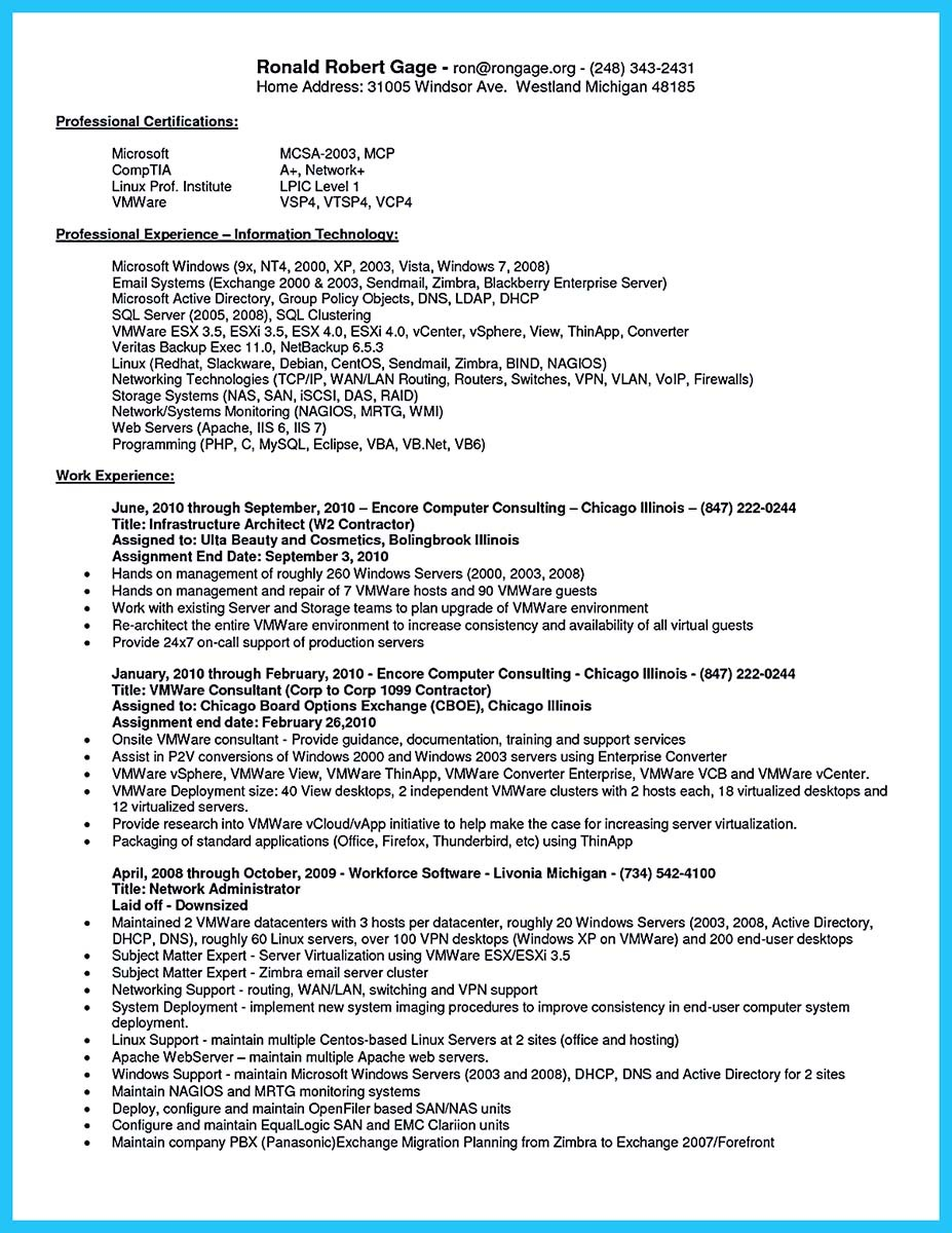 associate degree business administration resume