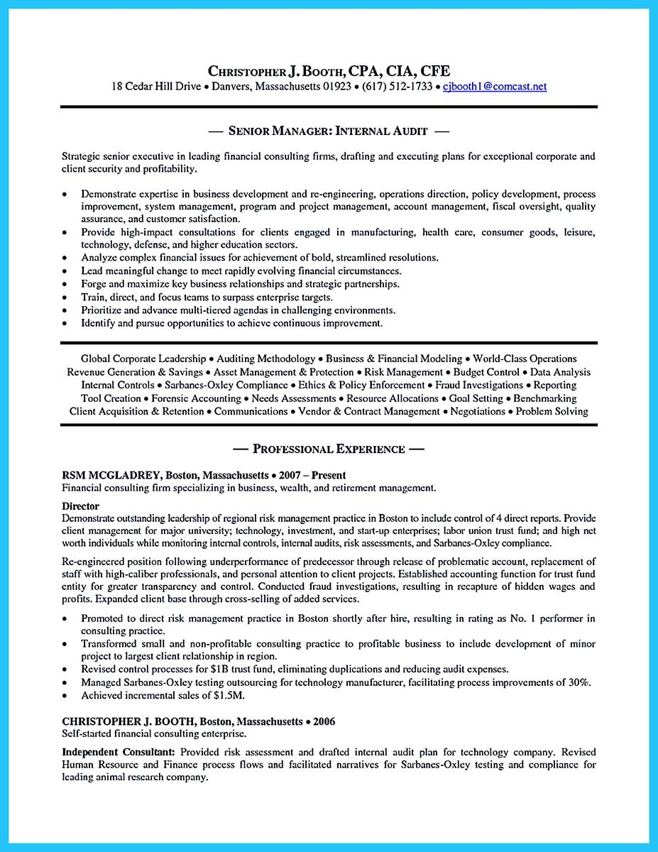 making a concise credential audit resume how to write a resume audit resume and senior auditor resume sample audit resume and senior auditor resume sample