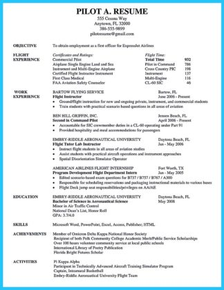 Learning to Write a Great Aviation Resume  %Image NameLearning to Write a Great Aviation Resume  %Image NameLearning to Write a Great Aviation Resume  %Image NameLearning to Write a Great Aviation Resume  %Image Name