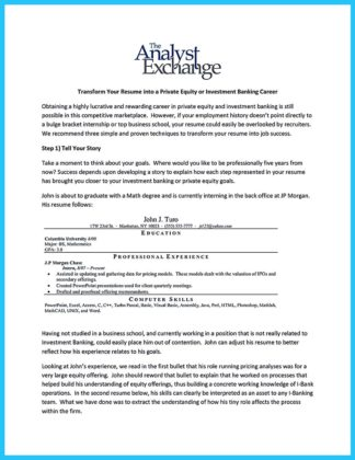banker resume objective examples and resume examples banking industry