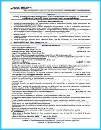banking profile resume examples and banking resume sample