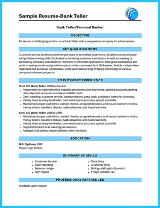 banking resume sample and banking compliance resume examples