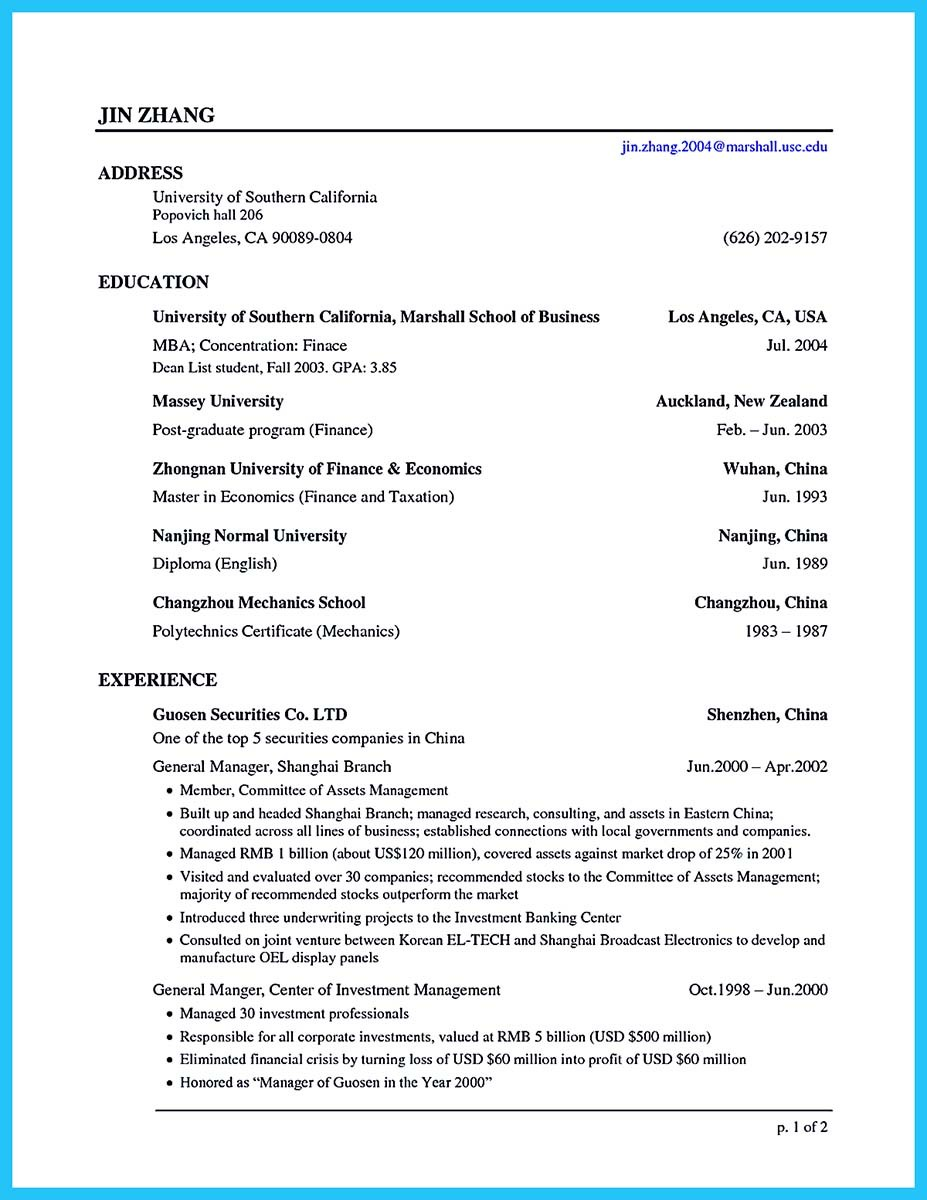 banking resume samples for managers and banking sales executive resume examples