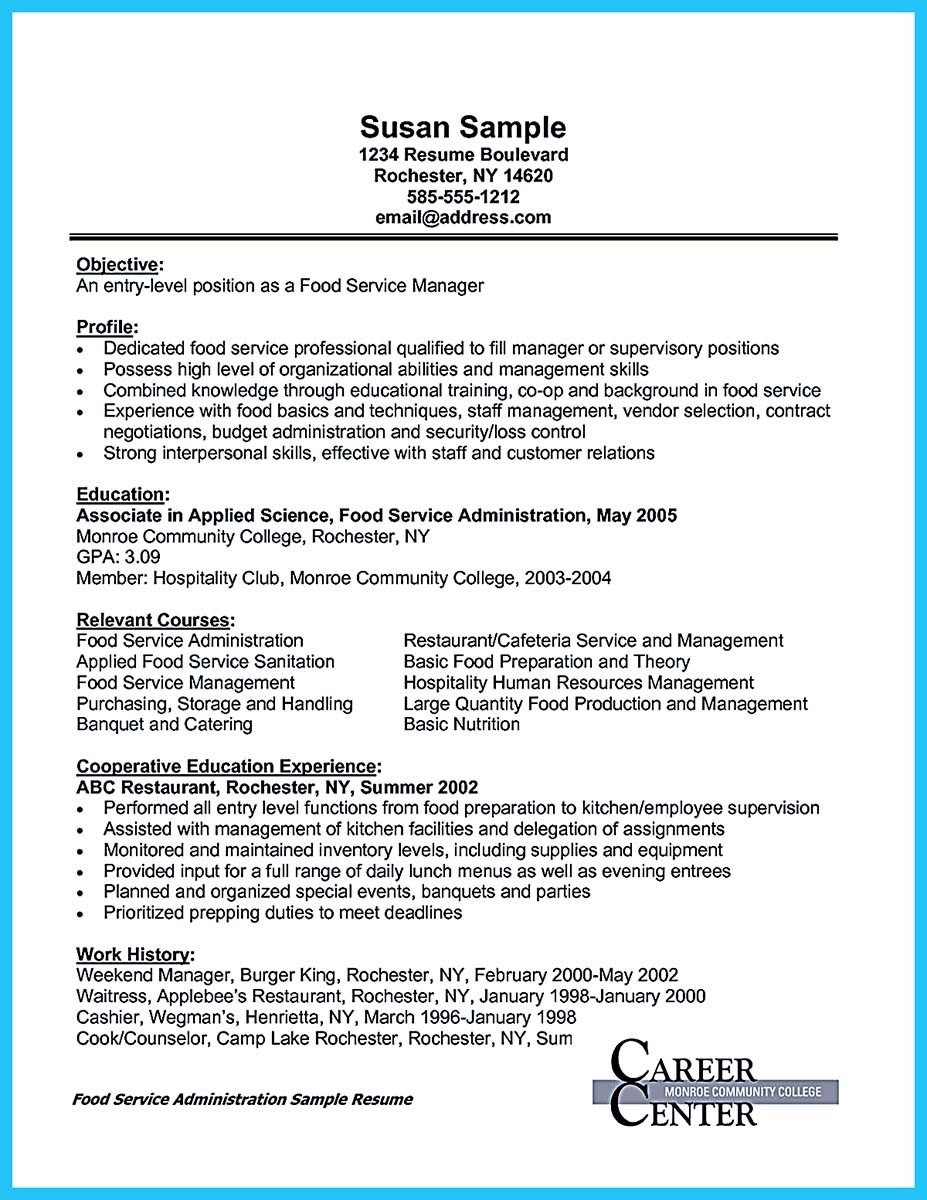 banquet server resume job description and resume for banquet server example