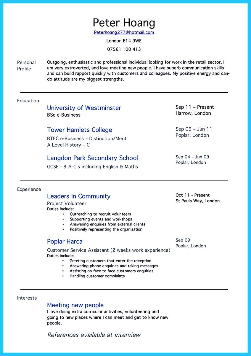 30 sophisticated barista resume sample that leads to