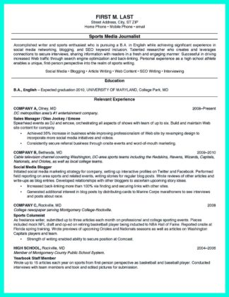 The Perfect College Resume Template to Get a Job  %Image NameThe Perfect College Resume Template to Get a Job  %Image NameThe Perfect College Resume Template to Get a Job  %Image Name
