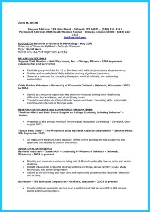 bartendending resume australia and bartendending duties resume example