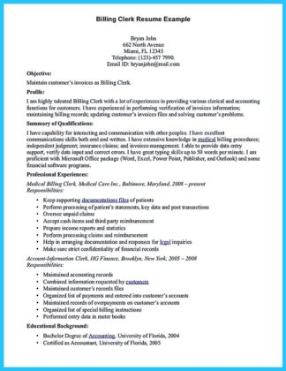 billing specialist resume template with legal billing specialist resume sample