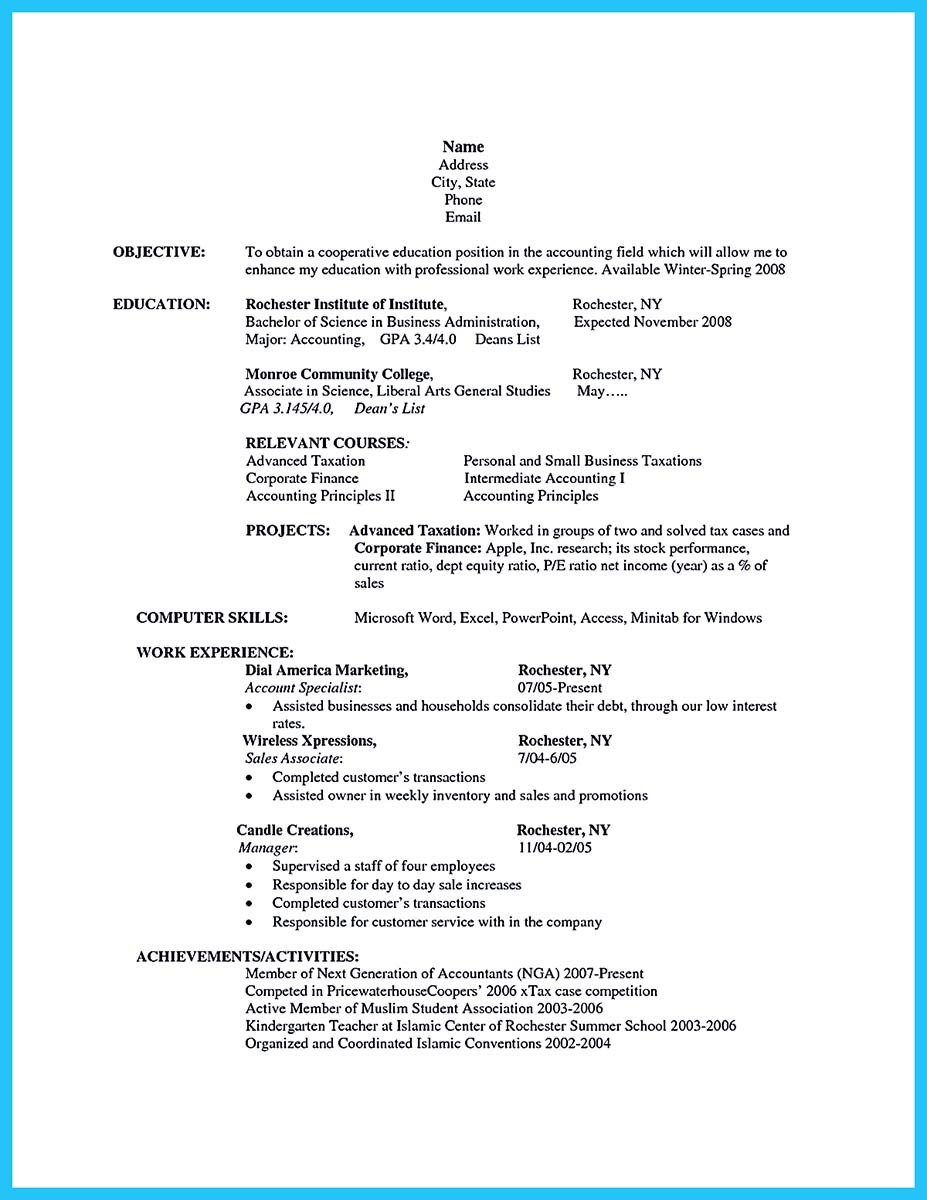 business administration resume keywords