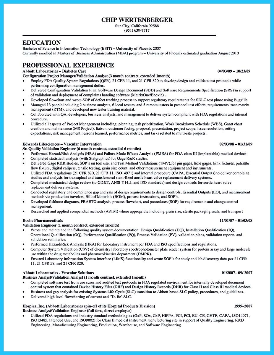 business administration resume objective