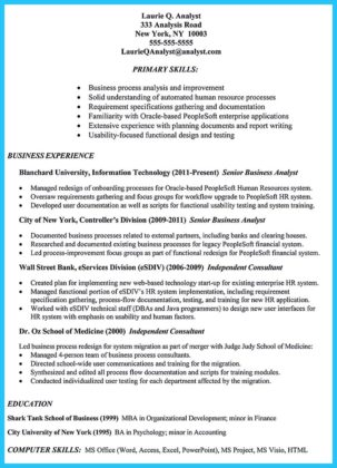 agile business analyst resume indeed 28 images
