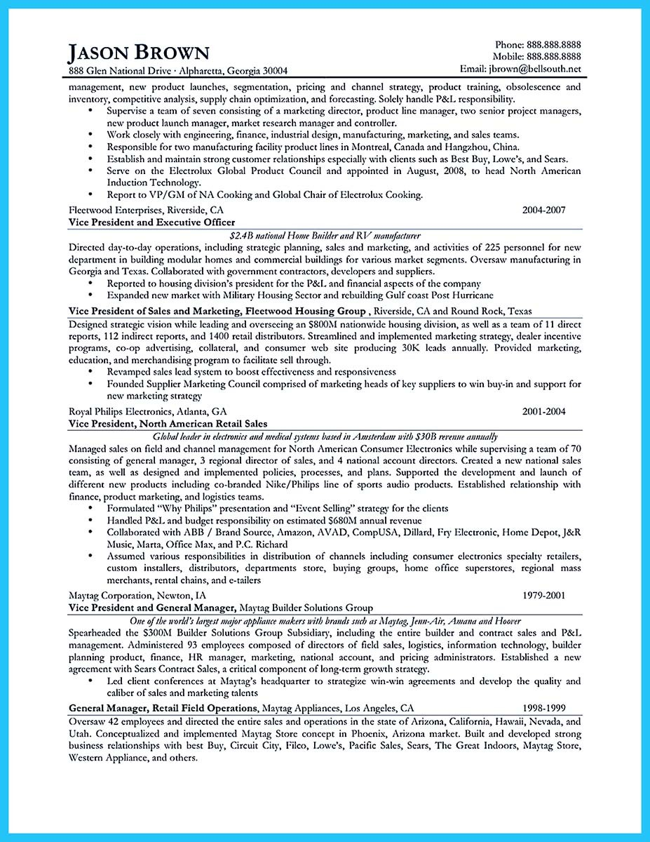 business development job description for resume