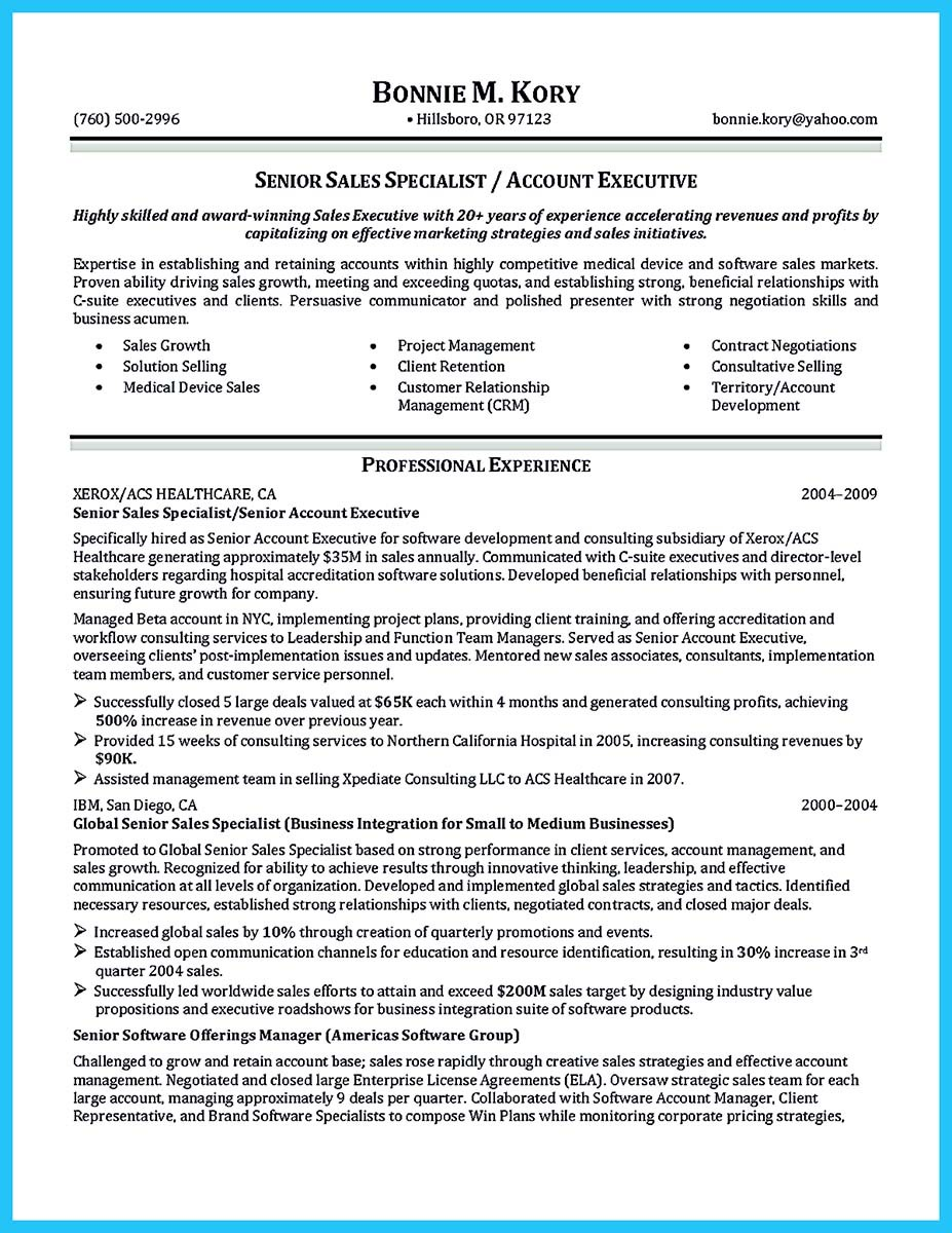 business development resume australia