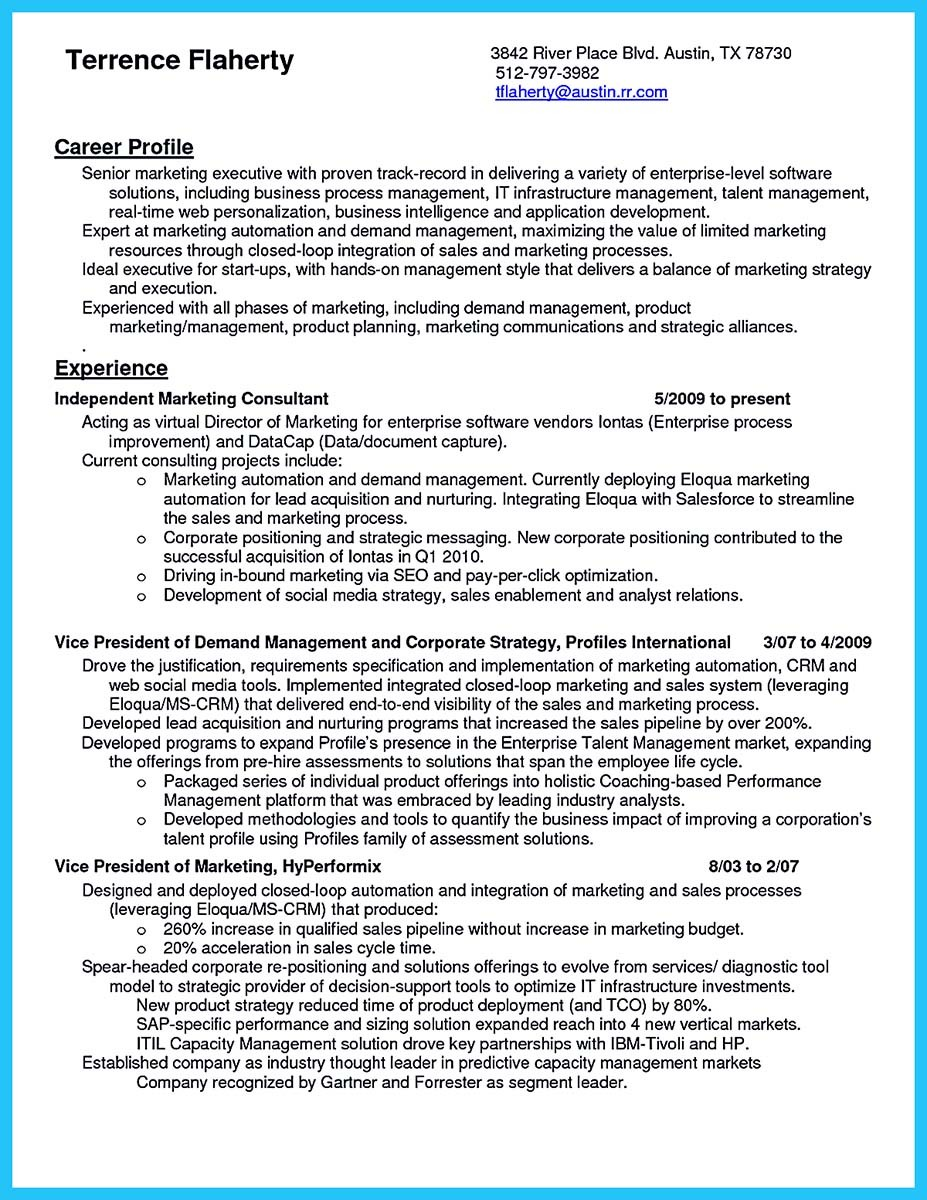 business development resume buzzwords