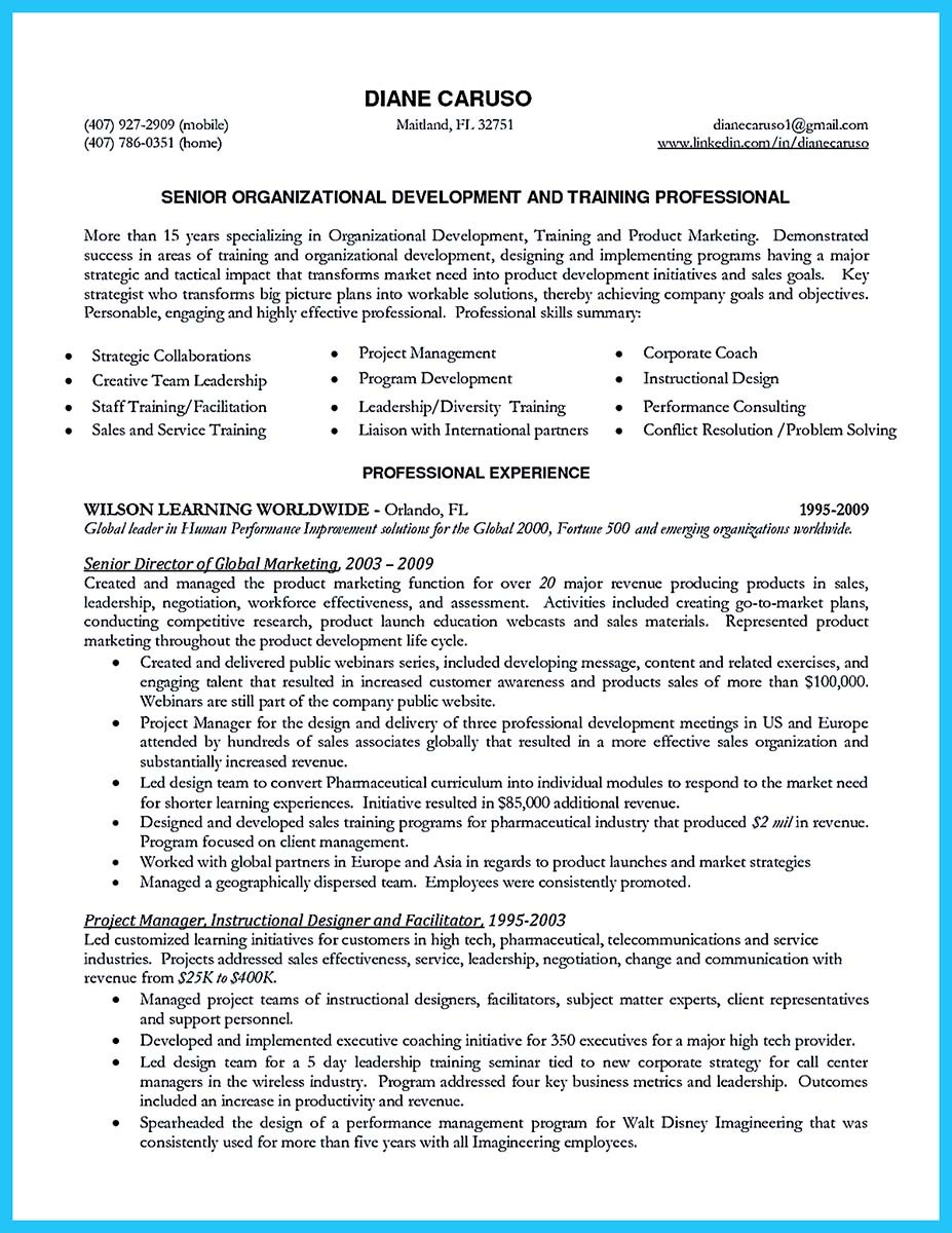 resume Resume Development best words for the business development resume and job description