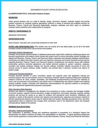 business intelligence resumes examples