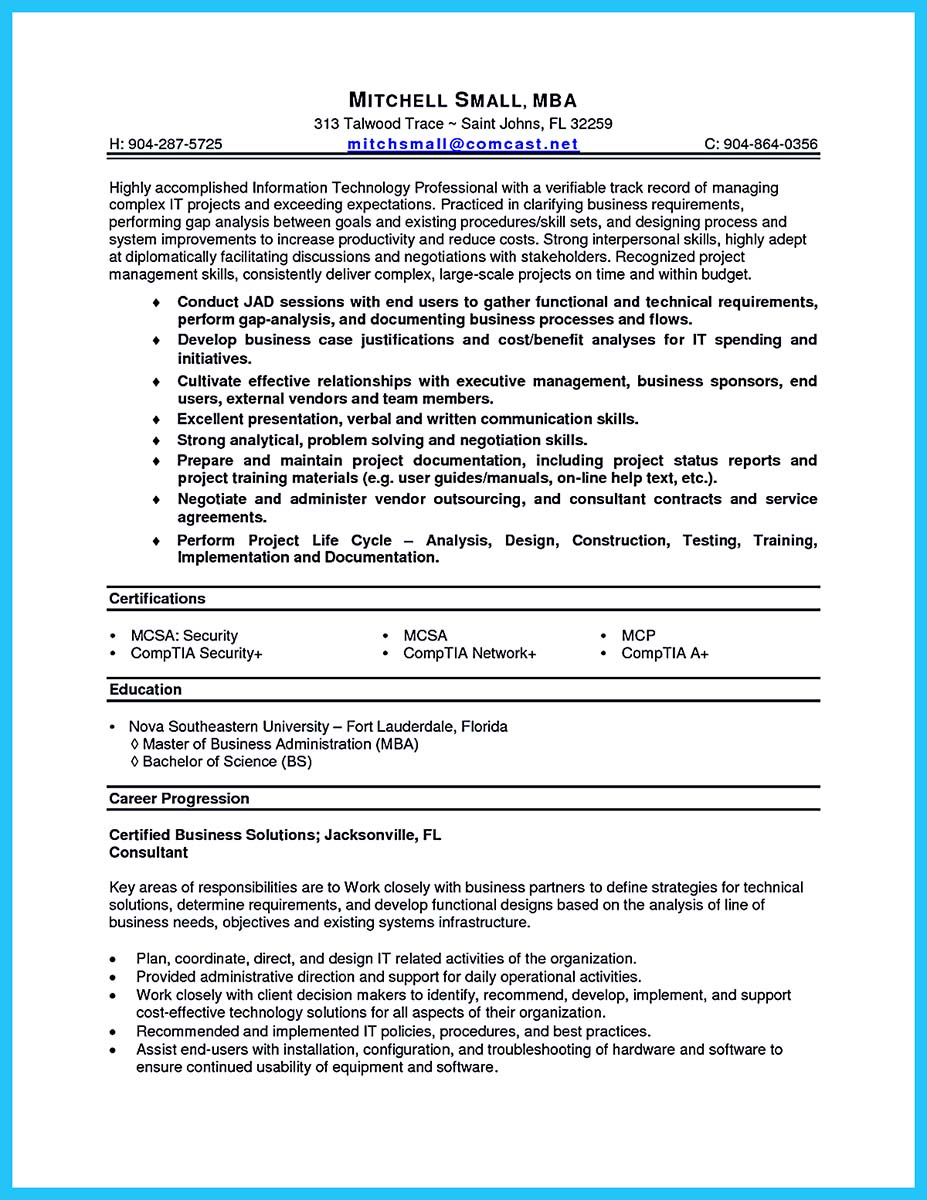 it systems analyst cover letter