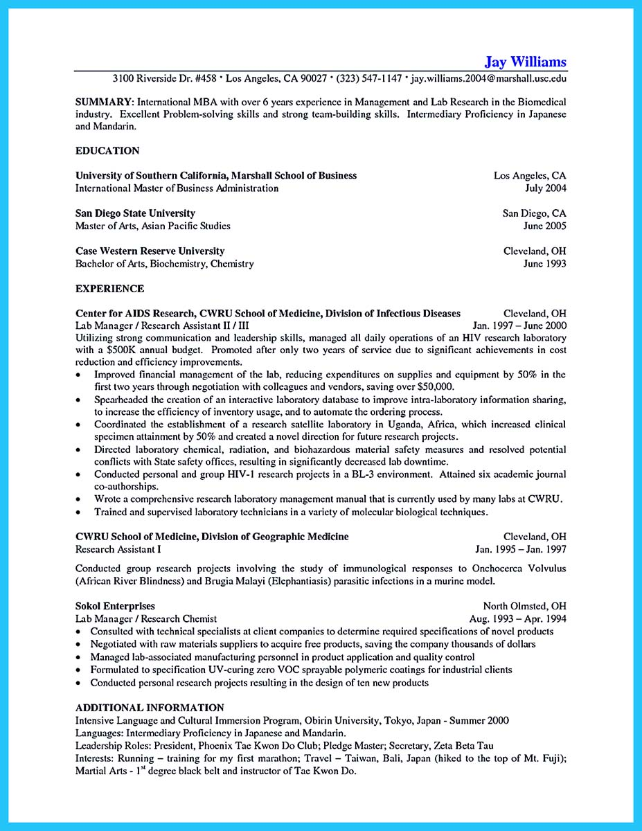 cable field technician resume