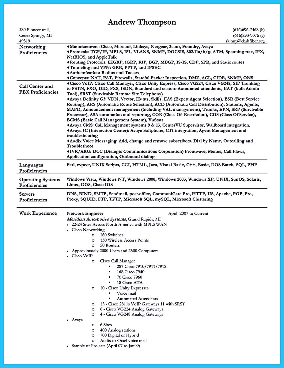 call center resume beginner
