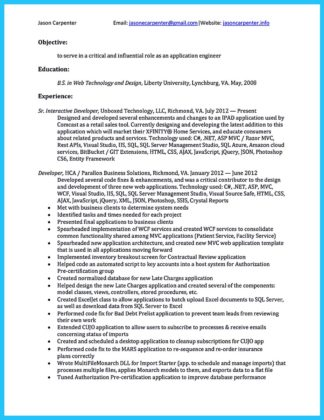 carpenter resume samples australia