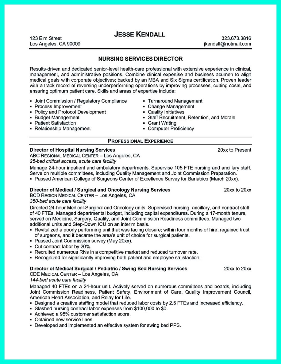 Awesome Ways To Impress Recruiters Through Case Management Resume