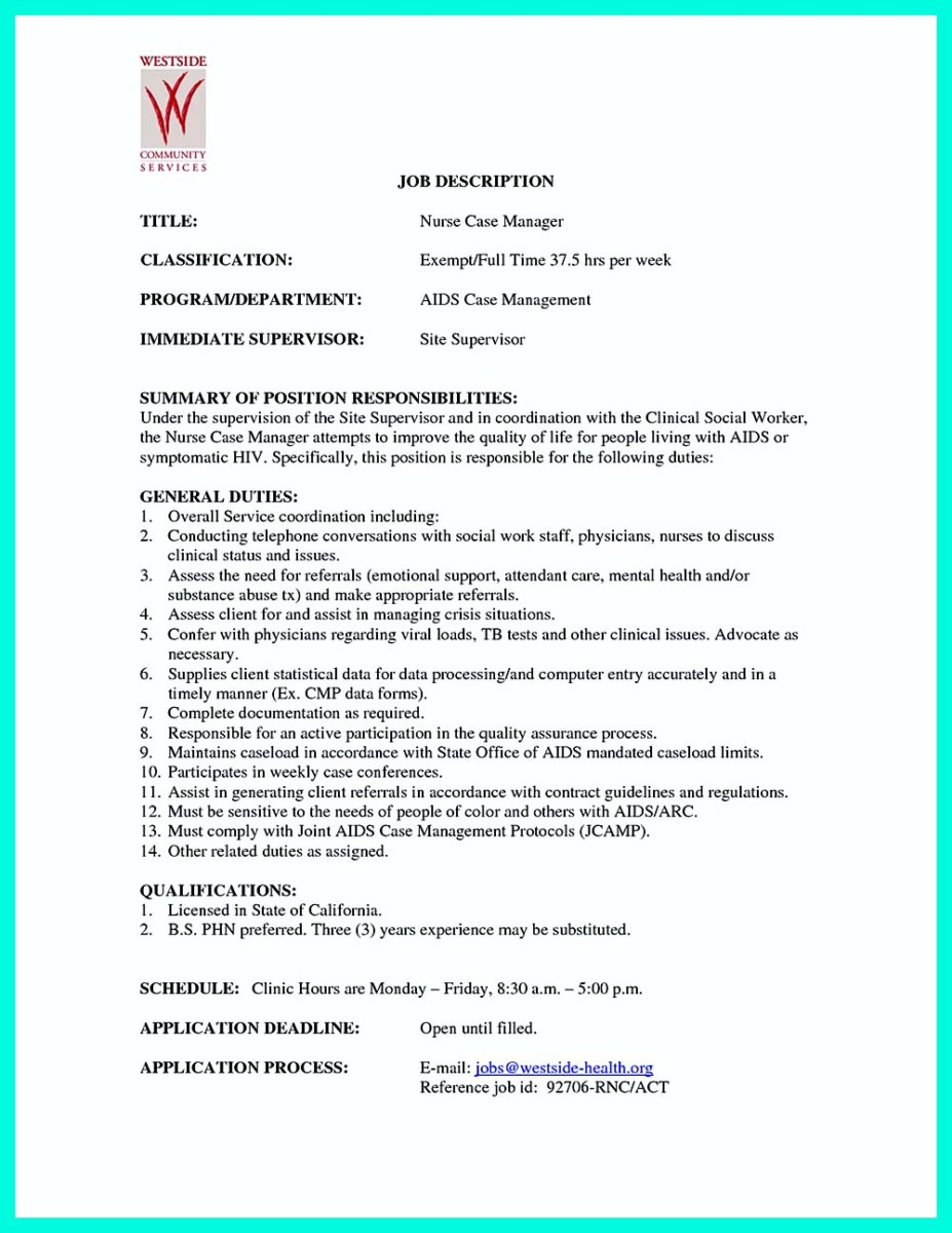 Case Management Resume Samples Federal Resume Sample From Resume
