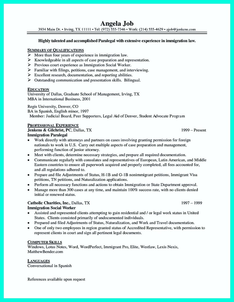 Inspiring Case Manager Resume To Be Successful In Gaining New Job %Image  Name