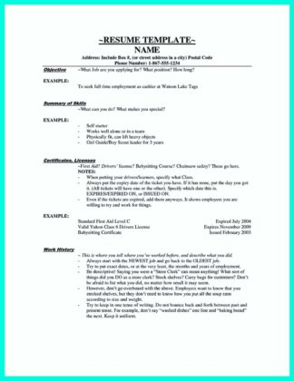 cashier resume objective and cashier job responsibilities resume